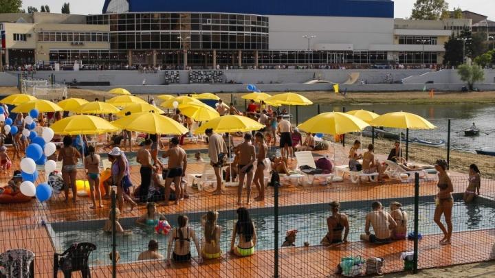 Купаться больше негде: Краснодар остался без единственного разрешенного места для плавания
