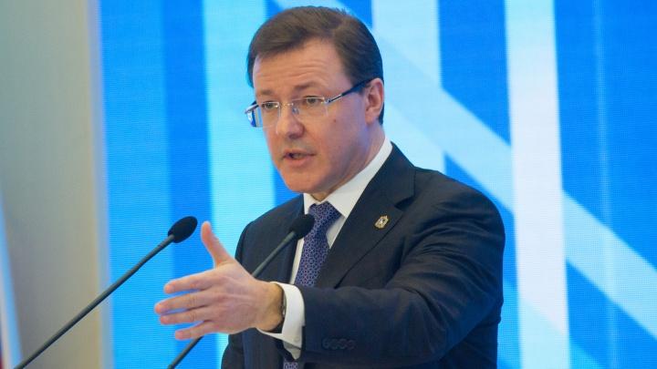 Дмитрий Азаров ввел COVID-паспорта в Самарской области