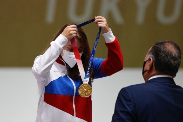 Это абсолютный рекорд для истории Олимпийских игр