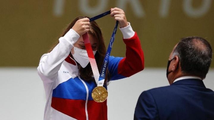 Омичка завоевала первое золото Олимпиады в Токио