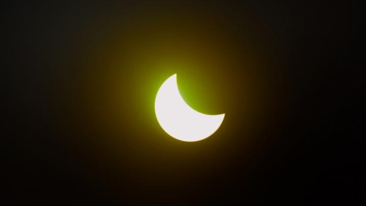 В Архангельской области частично будет видно солнечное затмение 10 июня