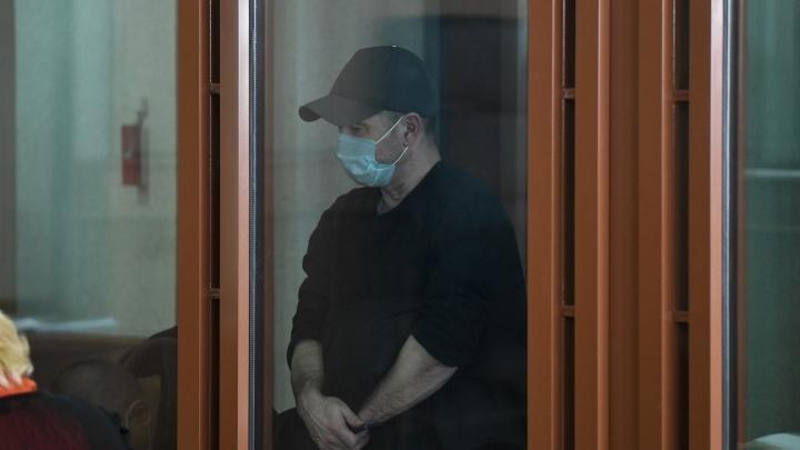 «Я не собираюсь скрываться»: в Екатеринбурге обвиняемый в убийстве Каторгиной попросился на свободу