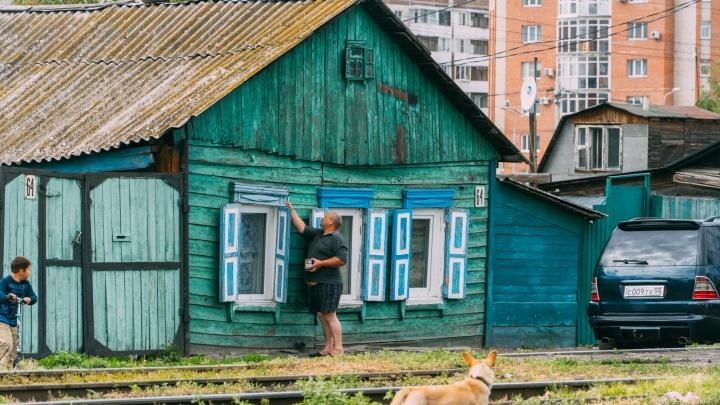 Северные, Линии, Рабочие: в мэрии рассказали, где в Омске планируют снести частный сектор