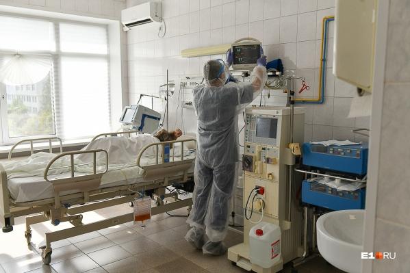 Средний Урал обновил рекорды по заболеваемости коронавирусной инфекцией