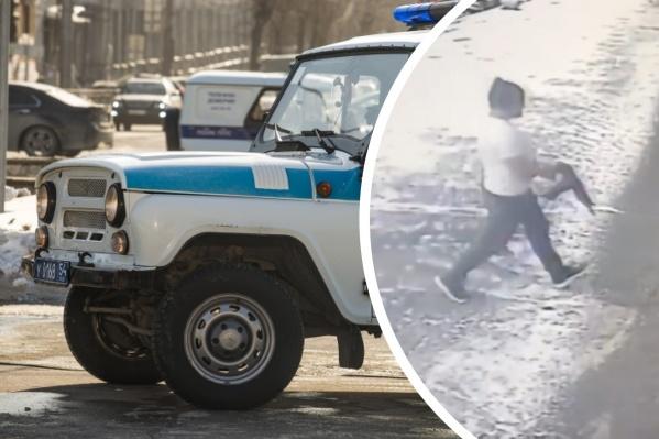Инцидент произошел в одном из спортзалов Красноярска