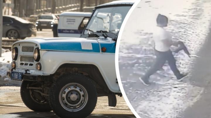 Пришел в спортзал с оружием, а потом пытался обмануть полицию: в Новосибирске поймали конфликтного красноярца