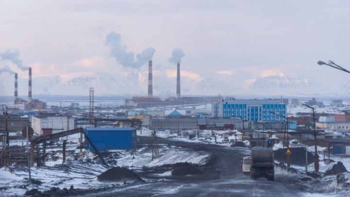 Две территории в Красноярском крае попали в десятку по объему выбросов в стране