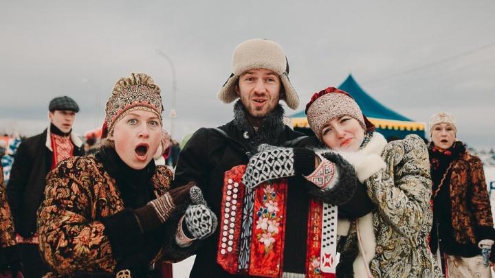 В Ялуторовске отказались от праздничных гуляний иблина-гиганта наМасленицу