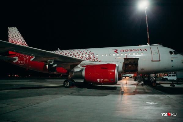 Тюменцы жалуются, что наSukhoi Superjet мест меньше, чем наBoeing и Airbus