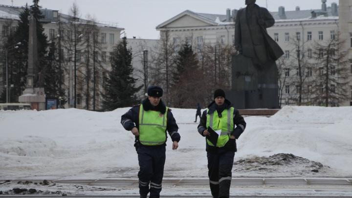 Северян предупредили о последствиях участия в несогласованных митингах во время пандемии
