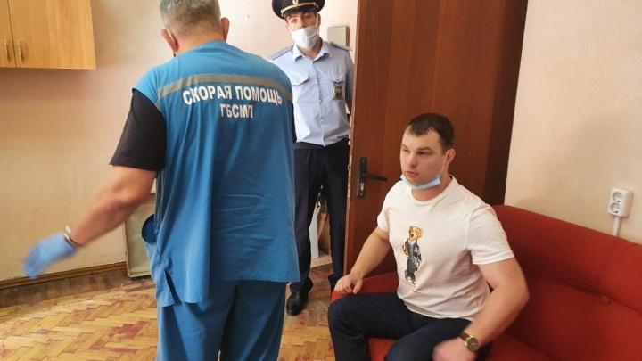 В ГБСМП Ростова отказались от версии отравления помощника депутата Госдумы