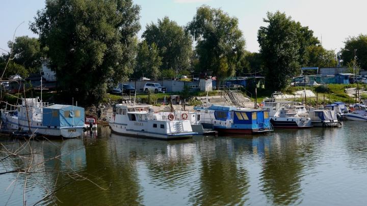 Как на исчезнувшем острове в Новосибирске вырос район, где живут люди с яхтами. Гуляем в 15 минутах от центра города