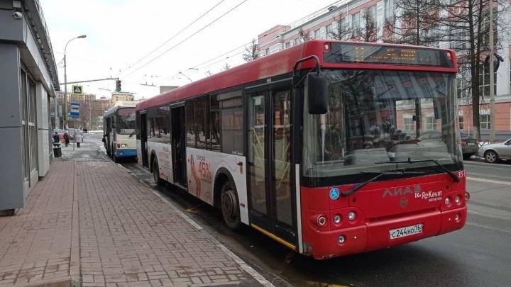 Так же, как в троллейбусах и трамваях: в Ярославле новые правила проезда введут и в автобусах