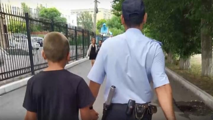 Мальчика, который пропал в Новосибирской области, нашли в Омске