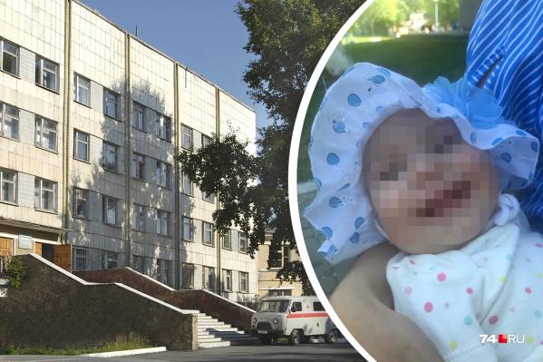 Скорая привезла девочку сначала в саткинскую больницу, но там принимать ее в стационар не стали