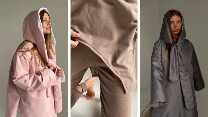 «Хочу поддержать наш край»: северодвинка создала бренд необычной одежды для смелых и современных людей