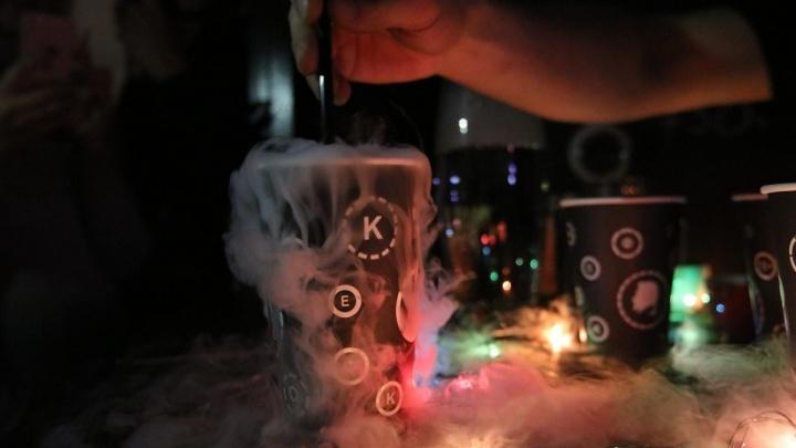Единственная в Екатеринбурге кофейня для взрослых отметит день рождения акциями и «Афродизиак Party»