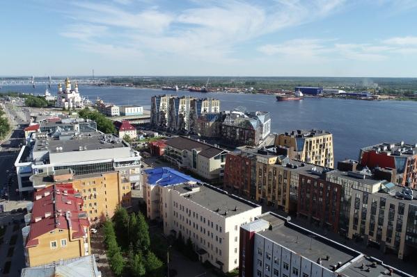 В 2020 году объем инвестиций в основной капитал экономики Поморья составил 108 миллиардов рублей, что в сопоставимых ценах на 4,7% выше, чем в 2019 году
