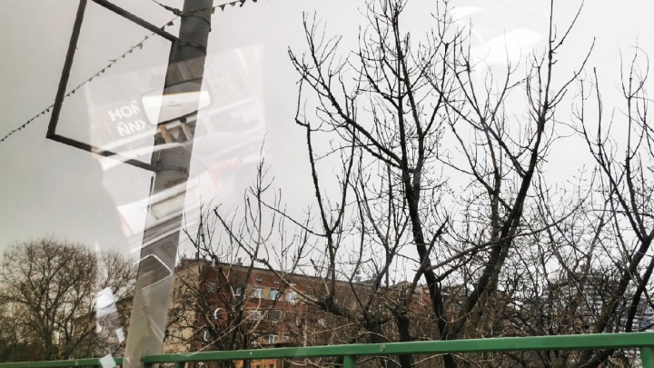 С моста на Стачки начали снимать незаконную рекламу, при установке которой разбились двое ростовчан