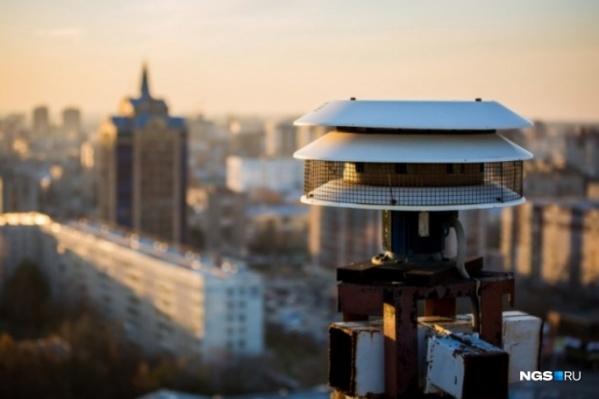 Вместе с сиренами в городе временно произойдет телерадиоперехват