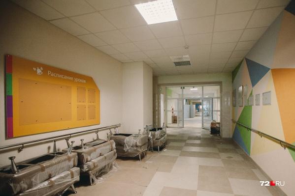 На дату старта строительства школы в Московском поселке повлияют сроки выделения финансирования из бюджета<br>