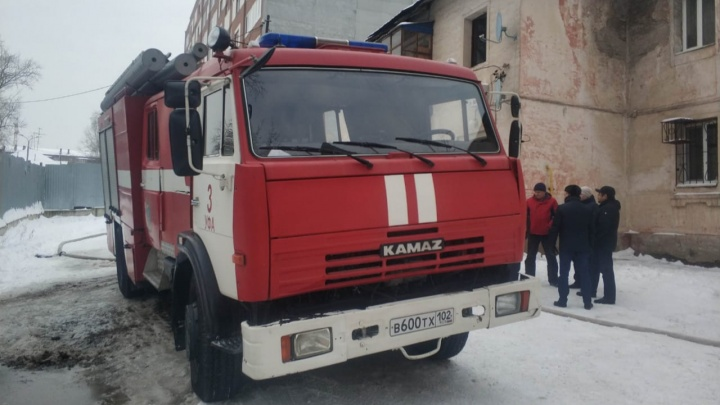 В Башкирии за сутки в пожарах погибли пять человек
