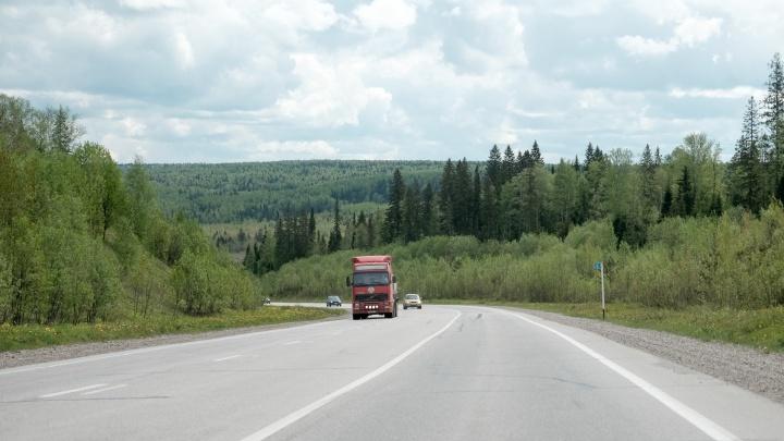 Место для трассы Москва — Казань — Екатеринбург в Пермском крае выберут осенью