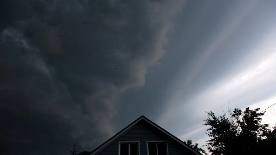 Надвигается гроза: МЧС предупредило ярославцев о резком ухудшении погоды