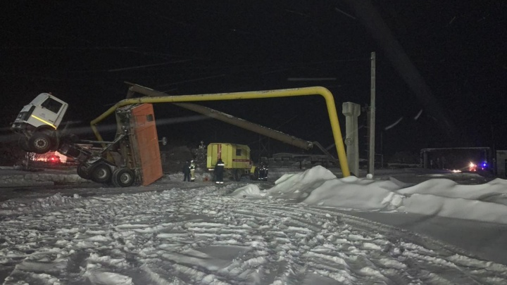Свердловские сотрудники ГИБДД будут чаще проверять грузовики на линии после ЧП в Североуральске