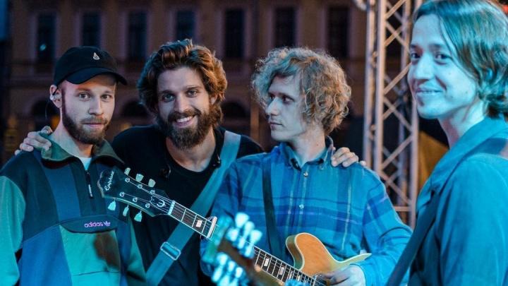 На Red Fest в Перми выступит российская инди-группа Sirotkin
