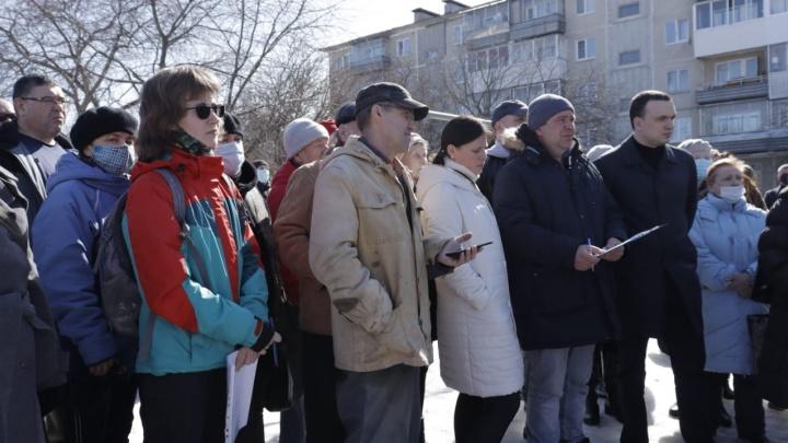 Депутат Госдумы попросил прокуратуру проверить строительство логопарка за восточным берегом Шарташа