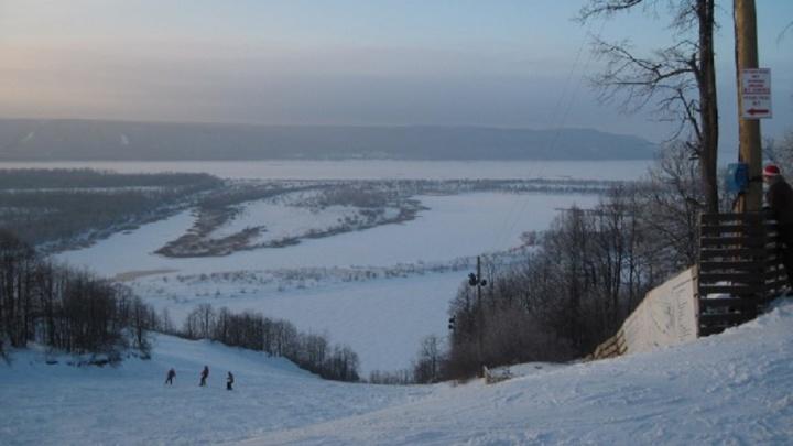 Горнолыжную базу «Чайка» в Самаре ждет реконструкция