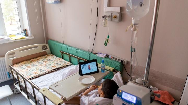 Детскую многопрофильную больницу планируют построить в районе кардиоцентра в Красноярске