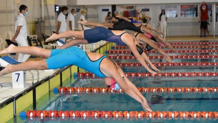 В Перми завершился чемпионат Пермского края по плаванию