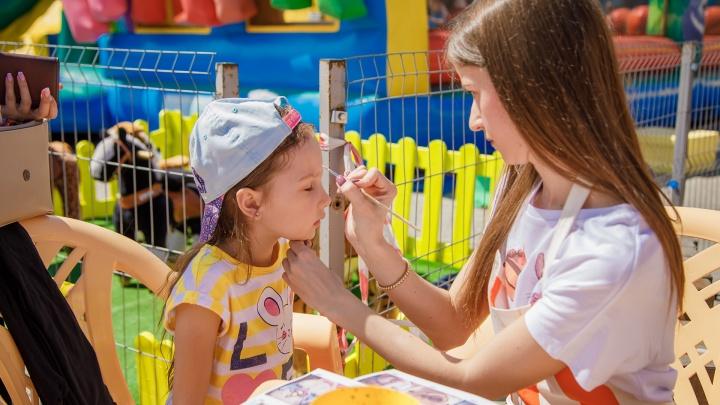 Съемки в «Ералаше», ярмарка игрушек и концерт юных джазменов: куда сводить ребенка 1 июня в Екатеринбурге