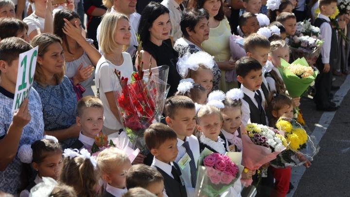 В Самарской области 1 сентября попросили сделать выходным