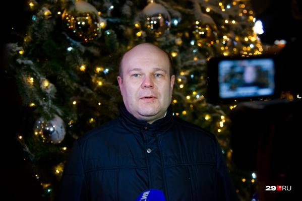 Последние полтора года Виктор Иконников занимал должность зампреда правительства Архангельской области по проектной деятельности, курировал экономический блок
