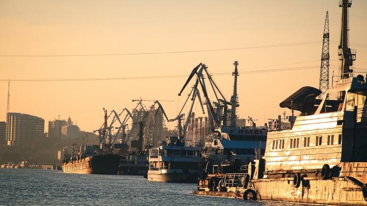 «Росморпорт»: строительство шестиполосной дороги на Береговой в Ростове незаконно