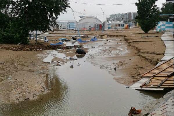 Когда на Кубани закончатся дожди и уйдет циклон? Изучили прогнозы