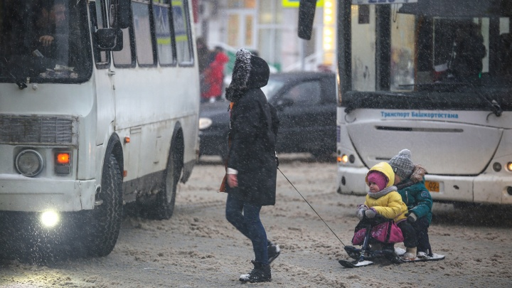 Доставайте коньки: в Башкирию идет тепло, а вместе с ним и проблемы
