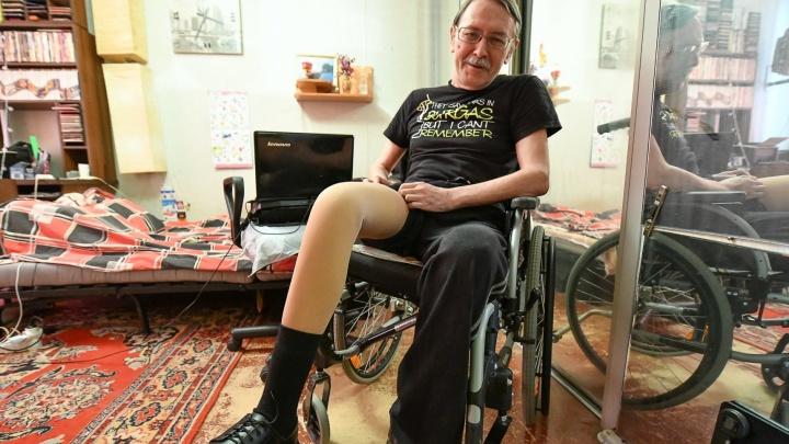 «В искусстве тянуть резину доктора меня переплюнули»: журналист в коляске — о неторопливости врачей