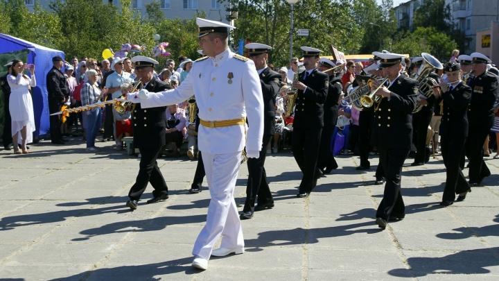 Власти Северодвинска объявили, какие мероприятия пройдут в День города и День ВМФ