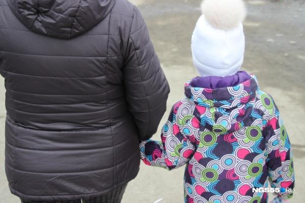 Тревогу забила воспитательница детского сада в Ленинском округе