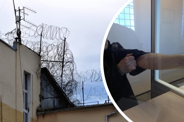 Заключенные, которые нанесли себе увечья, показали их правозащитникам и рассказали, что происходит в колонии