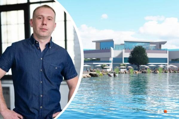 Денис Целищев объяснил, откуда такое загрязнение в озере Шарташ и почему очистка ему не поможет