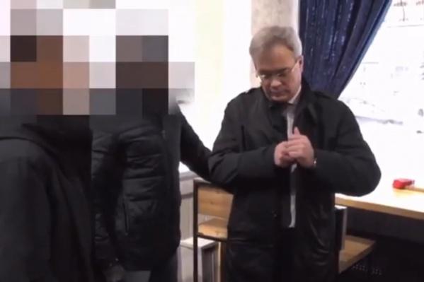 Сергея Родионова задержали в ноябре 2019 года