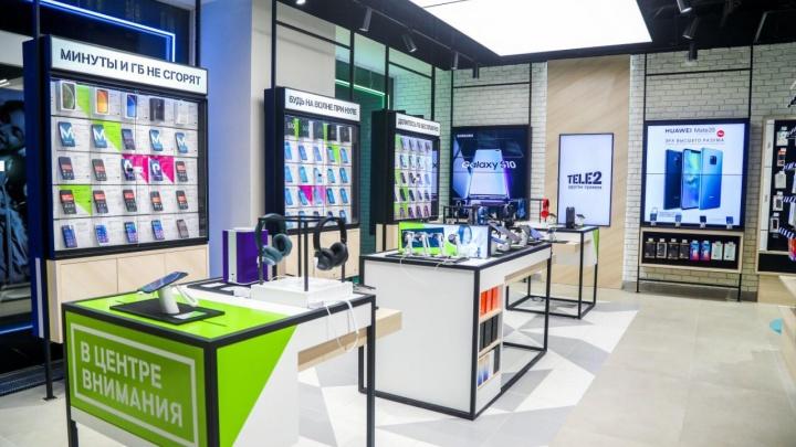 Компания Samsung стала лидером по продажам устройств в рознице Tele2