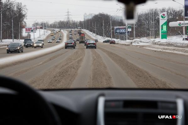 Автолюбителям придется планировать маршрут заранее