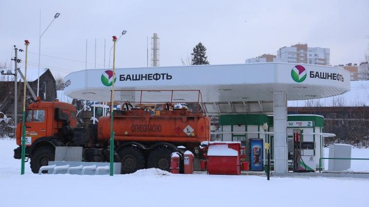 В Башкирии опять подорожал бензин