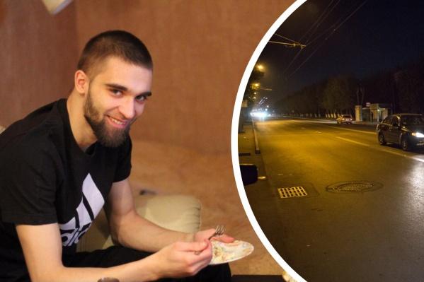 28-летний Станислав с женой и друзьями возвращался с дачи